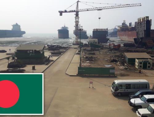 Bangladesh looking to overhaul its ship recycling industry