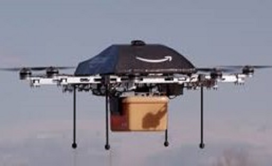Drones show promise in healthcare logistics – Apex Group