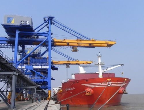 India's is looking to be a hub of the east coast leveraging port led manufacturing